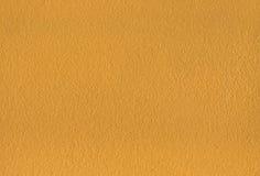 Struttura gialla scura Fotografie Stock Libere da Diritti