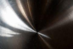 Struttura graffiata del metallo fotografie stock libere da diritti