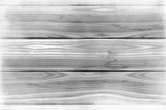 Struttura grafica rurale del fondo delle plance di legno bianche leggere fotografie stock libere da diritti