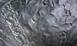 Struttura grigia approssimativa dell'elemento del metall di architettura Fotografia Stock