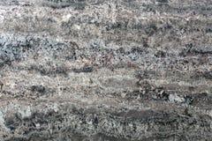 Struttura grigia astratta della parete del granito Immagini Stock