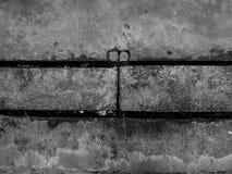 Struttura grigia dei mattoni Fotografia Stock Libera da Diritti