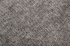 Struttura grigia del cotone Fotografia Stock