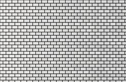 Struttura grigia del mattone della parete per fondo e la carta da parati illustrazione vettoriale