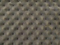 Struttura grigia del riempimento della gomma piuma del Brown Immagini Stock