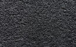 Struttura grigia del tappeto Fotografie Stock