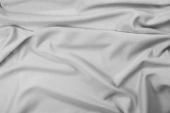 Struttura grigia del tessuto di sport Fotografia Stock