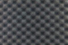 Struttura grigia della spugna Fotografia Stock