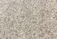 Struttura grigia delle mattonelle del granito del grano Immagini Stock Libere da Diritti