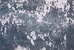 Struttura grigia grungy della parete dello stucco fotografia stock libera da diritti