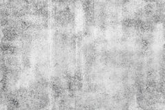 Struttura grigia senza cuciture del fondo del muro di cemento Immagini Stock