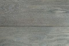 Struttura grigia stagionata della tavola di legno di quercia Fotografia Stock Libera da Diritti