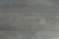 Struttura grigia stagionata della tavola di legno di quercia Fotografie Stock