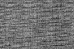 Struttura grigio scuro del fondo del tessuto Fotografia Stock Libera da Diritti