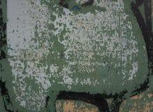 Struttura grungy vibrante al neon della parete di verde giallo Più di questo motivo più ambiti di provenienza nel mio porto Fotografie Stock