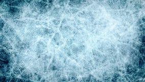 Struttura il ghiaccio blu Pista di pattinaggio sul ghiaccio Priorità bassa di inverno Vista ambientale natur dell'illustrazione illustrazione di stock