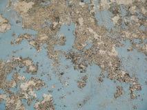 Struttura incrinata della parete di lerciume Fotografia Stock