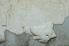 Struttura incrinata della parete, fondo della parete fotografia stock