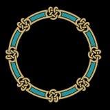 Struttura intrecciata celtico Fotografia Stock Libera da Diritti