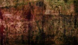 Struttura invecchiata della parete del grunge immagini stock