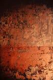 Struttura invecchiata della vernice di colore rosa della parete del grunge vecchia fotografia stock libera da diritti