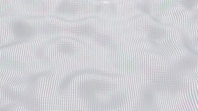 Struttura iridescente di vettore astratto Fotografia Stock