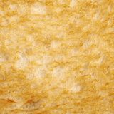 Struttura leggermente tostata del pane bianco Fotografia Stock