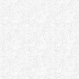 Struttura lineare bianca nello stile d'annata Immagini Stock Libere da Diritti