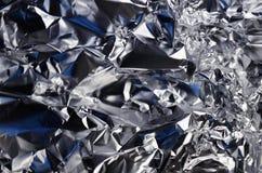 Struttura lucida del metallo Fotografie Stock Libere da Diritti