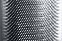 Struttura luminosa del metallo Immagini Stock