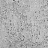 Struttura luminosa di Grey Grunge Plastered Wall Stucco, graffio naturale dettagliato Gray Coarse Rustic Textured Background Grun fotografia stock