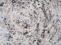 Struttura a macroistruzione - calcestruzzo - pavimentazione scolorita Fotografie Stock