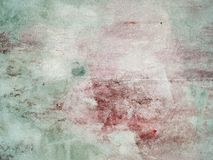 Struttura a macroistruzione - calcestruzzo - scolorita Fotografie Stock Libere da Diritti