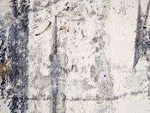 Struttura a macroistruzione - calcestruzzo - scolorita Fotografia Stock Libera da Diritti