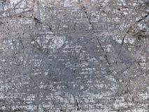 Struttura a macroistruzione - metallo - graffiata Immagini Stock