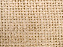 Struttura a macroistruzione - tessile - tessuto Immagini Stock