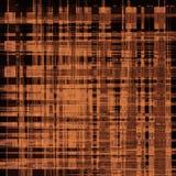 Struttura marrone astratta del fondo Fotografie Stock