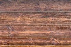 Struttura marrone di legno del grano, vista superiore del fondo di legno della parete della tavola di legno immagini stock