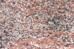 Struttura marrone naturale del granito Immagini Stock