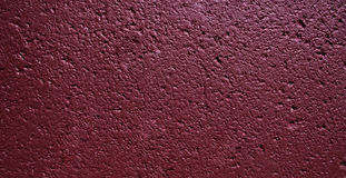 Struttura marrone rossiccio della parete Immagine Stock