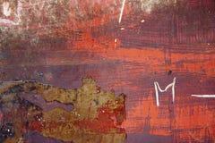 Struttura messicana della parete Fotografia Stock