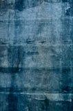 Struttura metallica blu Immagine Stock