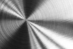 Struttura metallica brillante Fotografie Stock Libere da Diritti