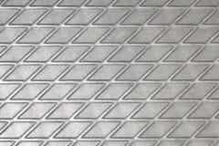 Struttura metallica dei quadrati brillanti del reelf di un colore del diamante delle linee che intersecano Immagine Stock