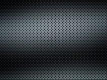 Struttura metallica - griglia del metallo Fotografia Stock