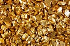Struttura minerale Fotografie Stock