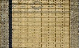 Struttura moderna del muro di mattoni dell'ardesia Fotografia Stock