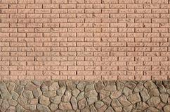 Struttura moderna del muro di mattoni dell'ardesia Immagini Stock Libere da Diritti
