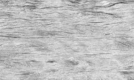 Struttura morbida in bianco e nero alta q della superficie di legno del fondo di legno Fotografie Stock Libere da Diritti