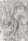 Struttura morbida di effetto dell'inchiostro cinese Immagini Stock